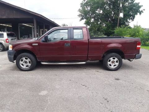 2006 Ford F-150 for sale at Riverview Auto's, LLC in Manchester OH