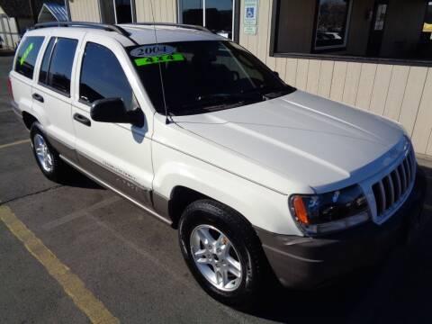 2004 Jeep Grand Cherokee for sale at BBL Auto Sales in Yakima WA