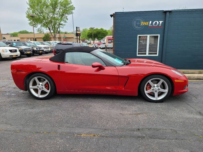2005 Chevrolet Corvette for sale at THE LOT in Sioux Falls SD