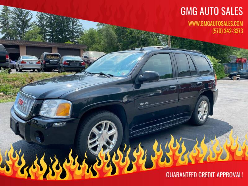 2008 GMC Envoy for sale at GMG AUTO SALES in Scranton PA