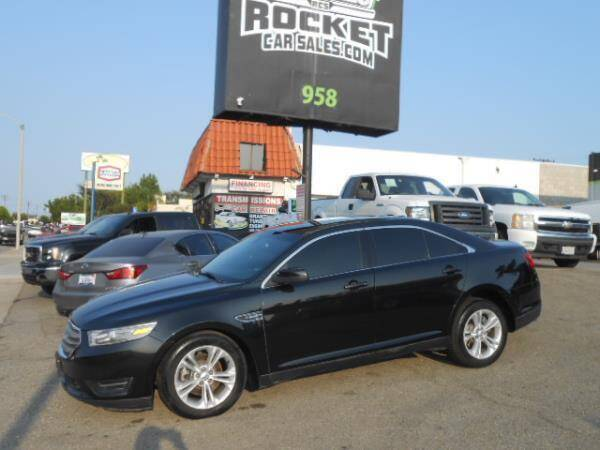 2013 Ford Taurus for sale at Rocket Car sales in Covina CA
