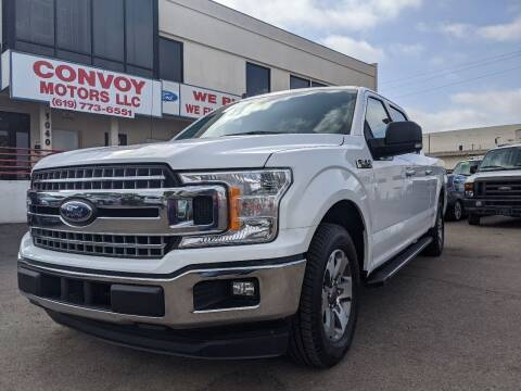2019 Ford F-150 for sale at Convoy Motors LLC in National City CA