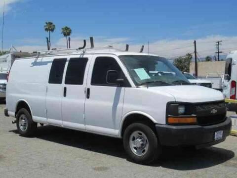 2007 Chevrolet Express Cargo for sale at Atlantis Auto Sales in La Puente CA