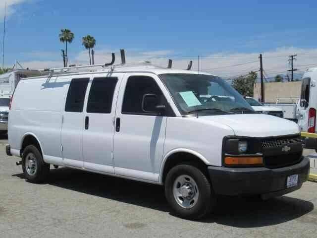 2007 Chevrolet Express Cargo for sale in La Puente, CA