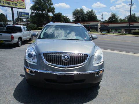2008 Buick Enclave for sale at LOS PAISANOS AUTO & TRUCK SALES LLC in Doraville GA