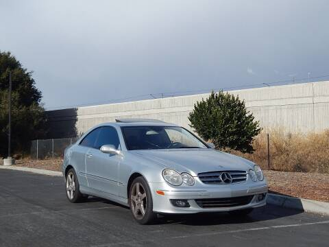2006 Mercedes-Benz CLK for sale at Crow`s Auto Sales in San Jose CA