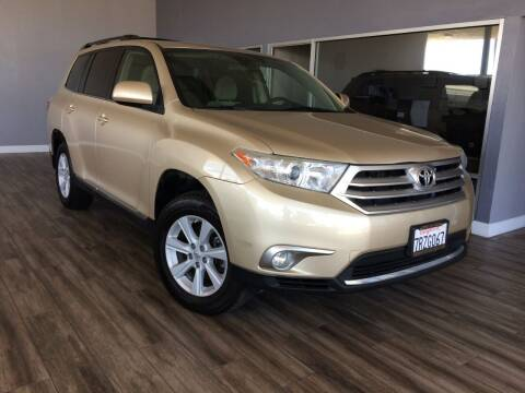 2013 Toyota Highlander for sale at Golden State Auto Inc. in Rancho Cordova CA