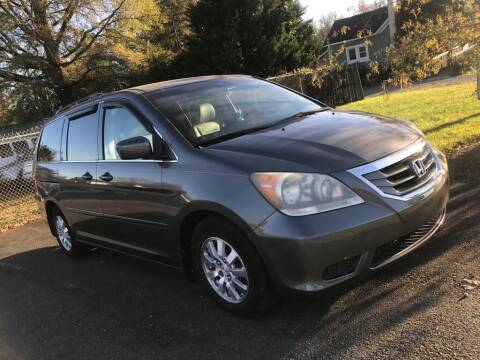 2008 Honda Odyssey for sale at Twins Motors in Charlotte NC
