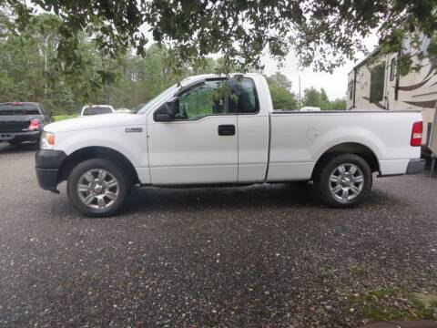 2006 Ford F-150 for sale at Ward's Motorsports in Pensacola FL