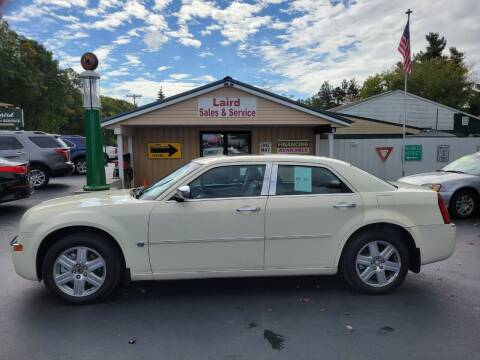 2006 Chrysler 300 for sale at LAIRD SALES AND SERVICE in Muskegon MI