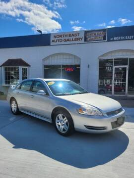 2014 Chevrolet Impala Limited for sale at Harborcreek Auto Gallery in Harborcreek PA