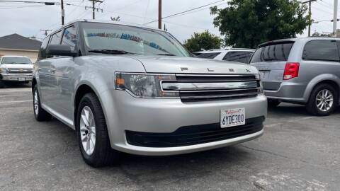 2013 Ford Flex for sale at Tristar Motors in Bell CA