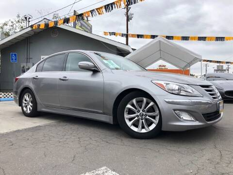 2012 Hyundai Genesis for sale at Valley View Motors in Whittier CA