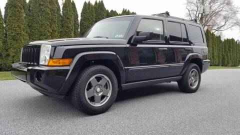 2006 Jeep Commander for sale at Kingdom Autohaus LLC in Landisville PA