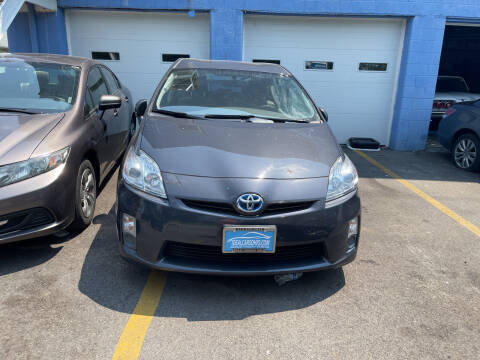 2010 Toyota Prius for sale at Ideal Cars in Hamilton OH