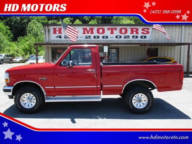 1996 Ford F-150 for sale in Kingsport, TN