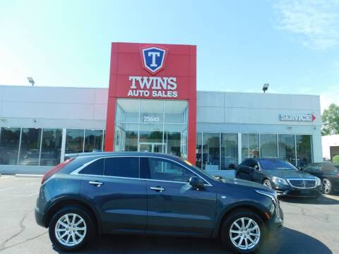 2019 Cadillac XT4 for sale at Twins Auto Sales Inc Redford 1 in Redford MI