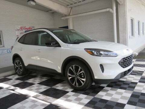 2021 Ford Escape Hybrid for sale at McLaughlin Ford in Sumter SC