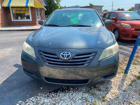 2007 Toyota Camry for sale at Diamond Auto Sales in Pleasantville NJ