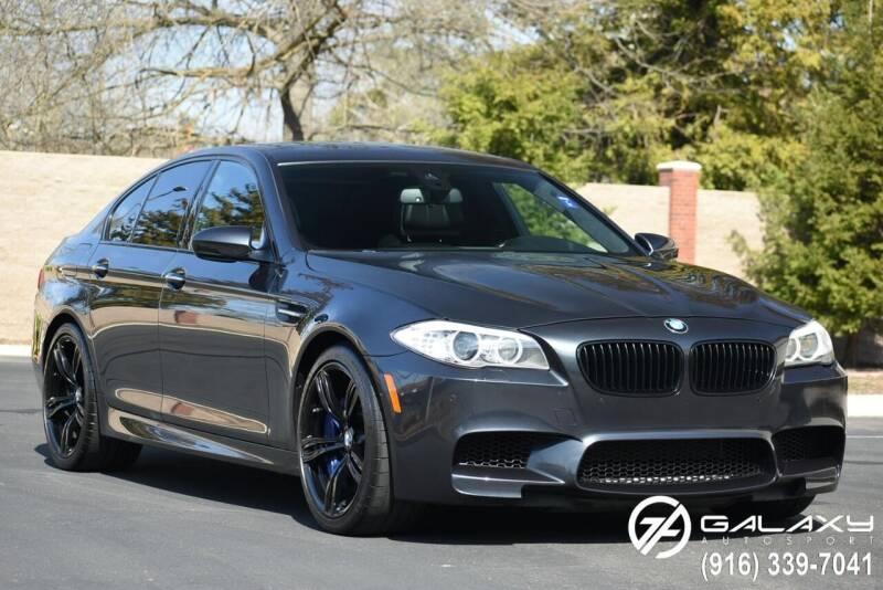 2013 BMW M5 for sale at Galaxy Autosport in Sacramento CA