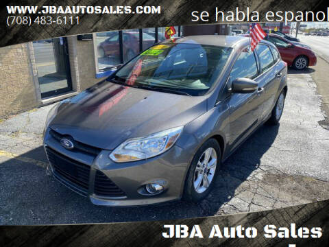 2012 Ford Focus for sale at JBA Auto Sales Inc in Stone Park IL