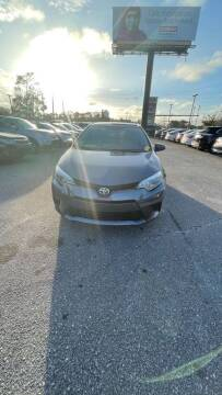 2016 Toyota Corolla for sale at Gulf South Automotive in Pensacola FL