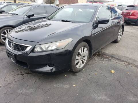 2008 Honda Accord for sale at Nonstop Motors in Indianapolis IN
