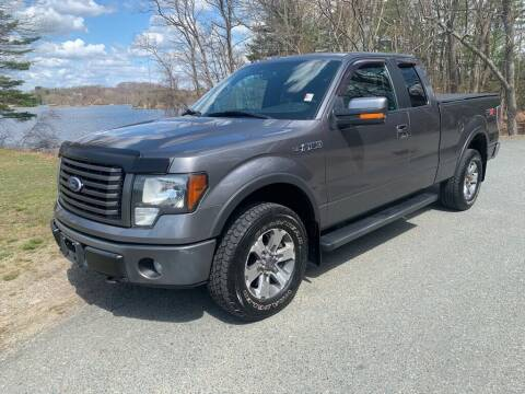 2011 Ford F-150 for sale at Elite Pre-Owned Auto in Peabody MA