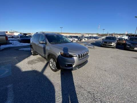 2019 Jeep Cherokee for sale at King Motors featuring Chris Ridenour in Martinsburg WV