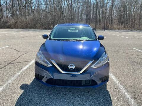 2019 Nissan Sentra for sale at Lifetime Automotive LLC in Middletown OH