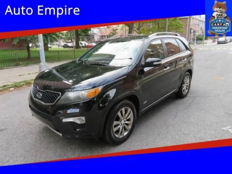 2011 Kia Sorento for sale at Auto Empire in Brooklyn NY