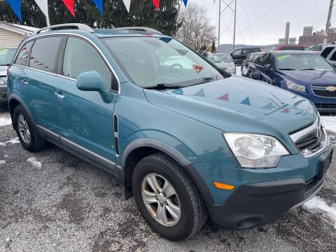 2008 Saturn Vue for sale at Trocci's Auto Sales in West Pittsburg PA