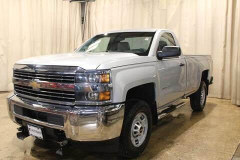2016 Chevrolet Silverado 2500HD for sale at Autoland Outlets Of Byron in Byron IL