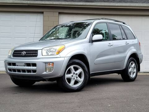 2003 Toyota RAV4 for sale at Riverfront Auto Sales in Middletown OH