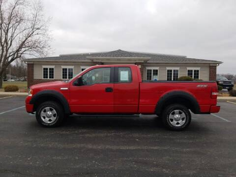 2006 Ford F-150 for sale at Pierce Automotive, Inc. in Antwerp OH