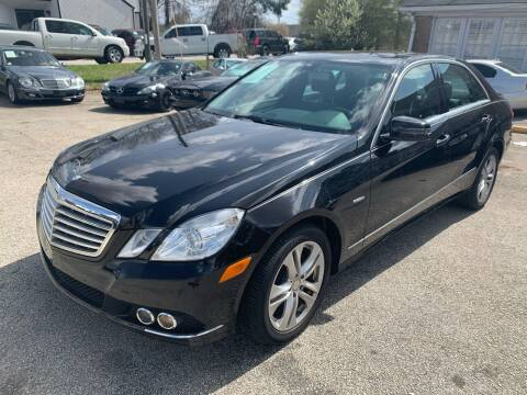 2011 Mercedes-Benz E-Class for sale at Philip Motors Inc in Snellville GA