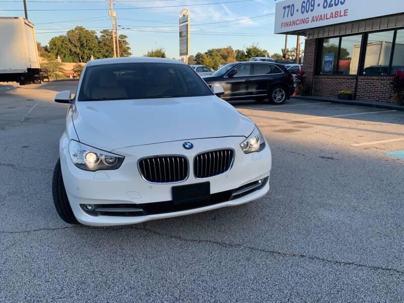 2010 BMW 5 Series for sale at Trust Autos, LLC in Decatur GA