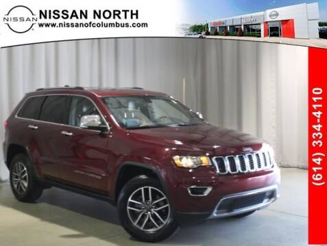 2020 Jeep Grand Cherokee for sale at Auto Center of Columbus in Columbus OH