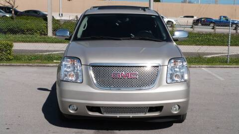 2007 GMC Yukon XL for sale at Quality Motors Truck Center in Miami FL