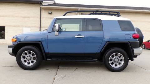 2011 Toyota FJ Cruiser for sale at Prudential Auto Leasing in Hudson OH