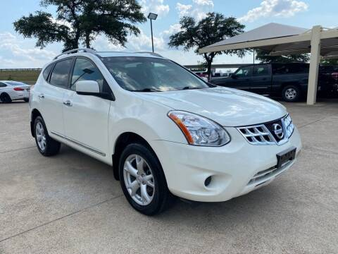 2011 Nissan Rogue for sale at Thornhill Motor Company in Hudson Oaks, TX