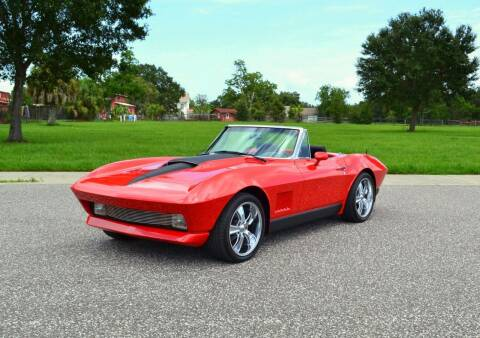 1967 Chevrolet Corvette for sale at P J'S AUTO WORLD-CLASSICS in Clearwater FL