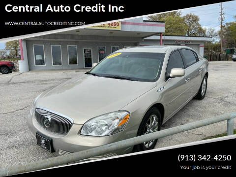 2008 Buick Lucerne for sale at Central Auto Credit Inc in Kansas City KS