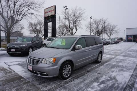 2013 Chrysler Town and Country for sale at Ideal Wheels in Sioux City IA