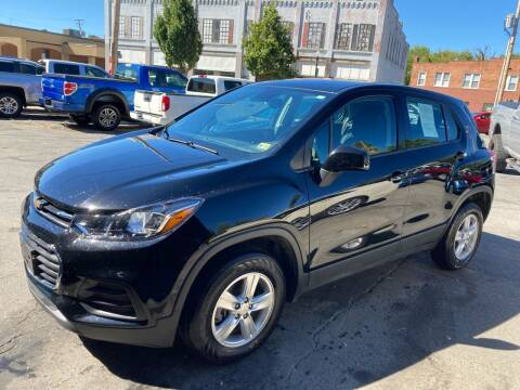 2019 Chevrolet Trax for sale at East Main Rides in Marion VA