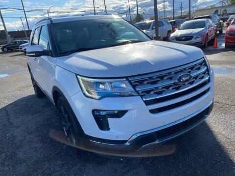 2019 Ford Explorer for sale at M-97 Auto Dealer in Roseville MI