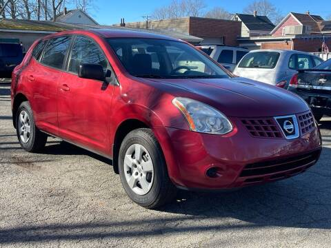 2008 Nissan Rogue for sale at Emory Street Auto Sales and Service in Attleboro MA