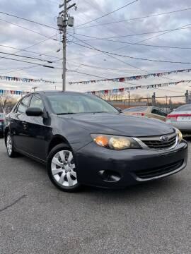 2009 Subaru Impreza for sale at Auto Budget Rental & Sales in Baltimore MD