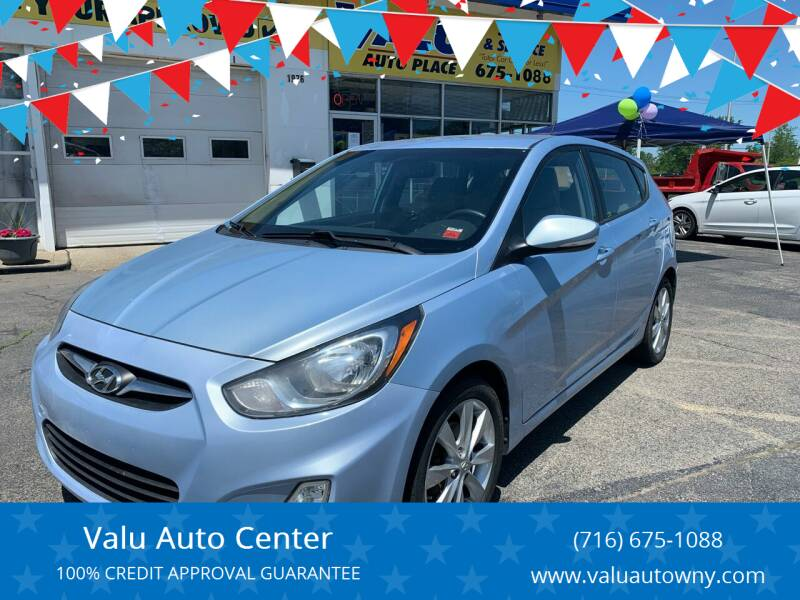 2013 Hyundai Accent for sale at Valu Auto Center in West Seneca NY