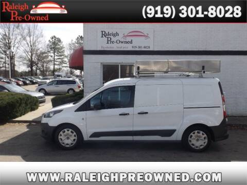 2016 Ford Transit Connect Cargo for sale at Raleigh Pre-Owned in Raleigh NC